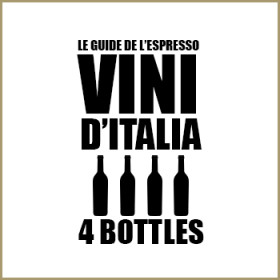 4 Bottles<span>I vini d'italia - L'Espresso</span>