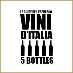 5 Bottles<span>I vini d'italia - L'Espresso</span>