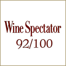 92/100 <span>Wine Spectator</span>