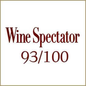 93/100<span>Wine Spectator</span>
