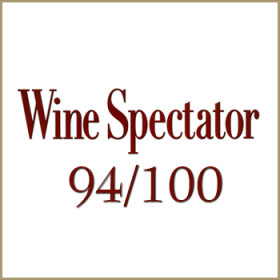 94/100<span>Wine Spectator</span>