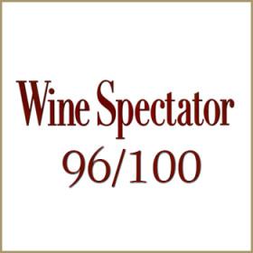 96/100<span>Wine Spectator</span>