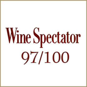 97/100<span>Wine Spectator</span>